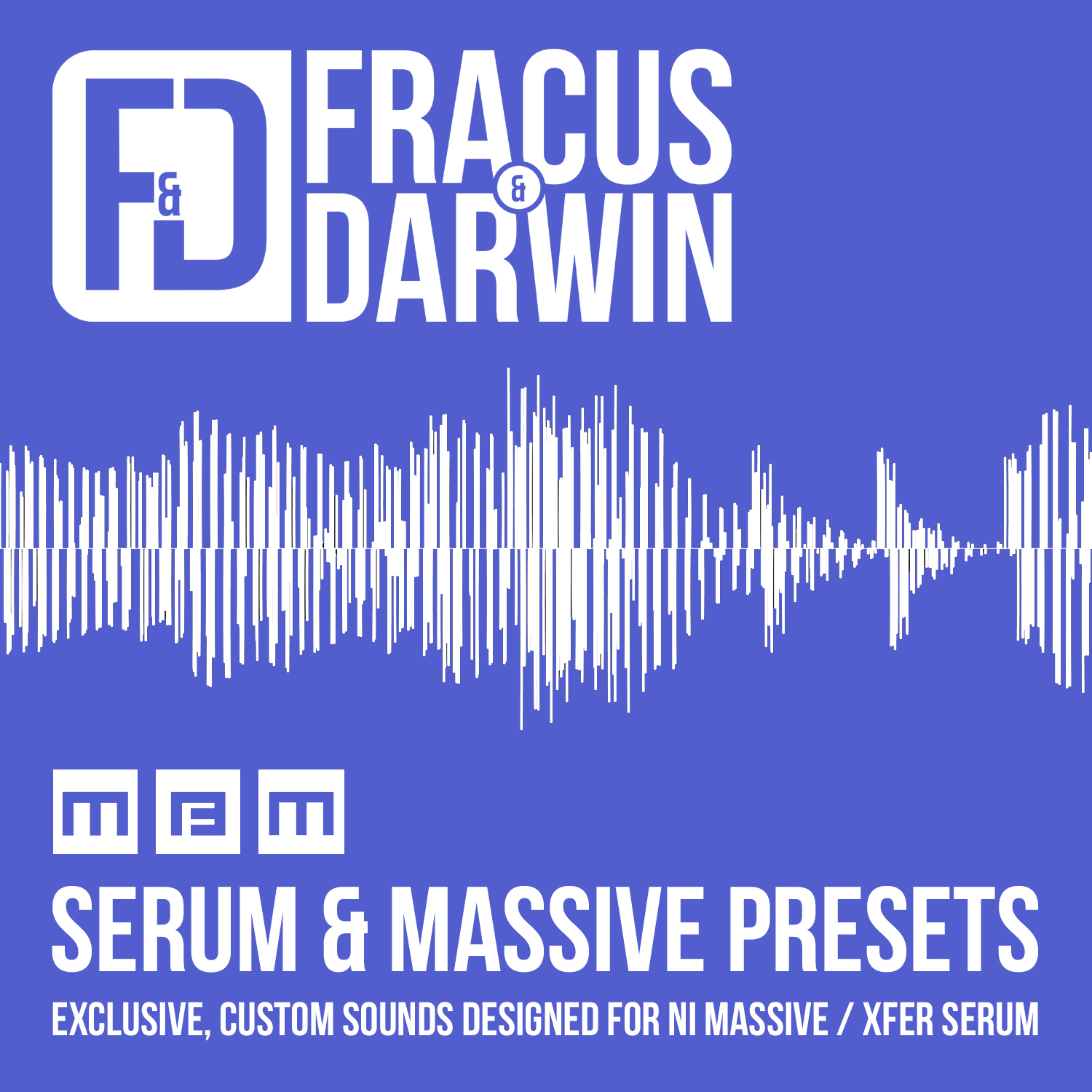 Fracus & Darwin Serum & Massive Presets - Music Blocks Media